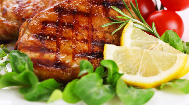 Вторые блюда из свинины рецепты