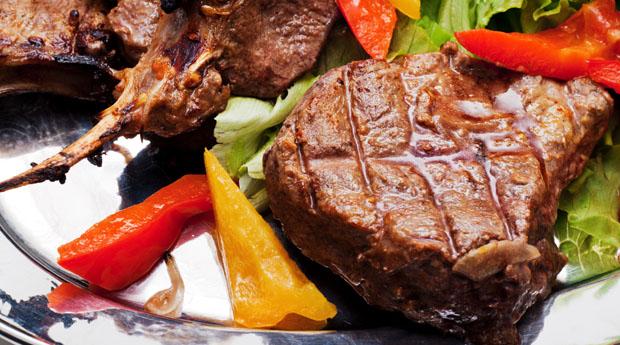 Лучшие блюда из мяса