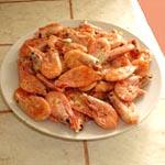 Экономика: В Житомирской области торговали некачественными креветками
