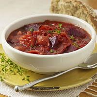супа из пипперони с овощами