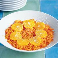 Рецепт полезного витаминного салата с морковкой