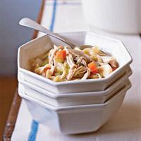 Рецепт куриного супа с сельдереем
