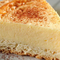 Легкий сырный торт Диетический