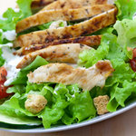 20 рецептов салатов из курицы