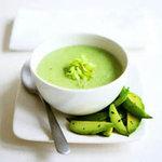 Картофельный суп-пюре с капустой