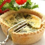 Открытый французский пирог