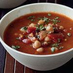 Постный суп Харрира