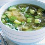 Весенний овощной суп