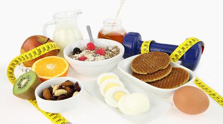 Фитнес диеты: считаем калории
