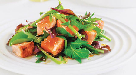 Лучшие закуски и салаты с красной рыбой